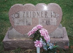 Janet <i>Dingman</i> Zeidner
