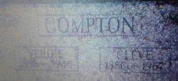 Mary Alverda Verdie <i>Rawlings</i> Compton