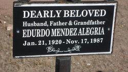Eduardo Mendez Alegria