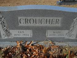 Mary Eliza <i>Chasteen</i> Croucher