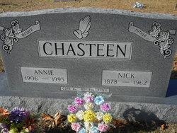 Annie <i>Phillips</i> Chasteen