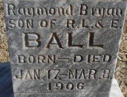 Raymond Bryan Ball