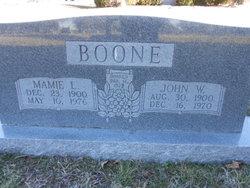 John W. Boone