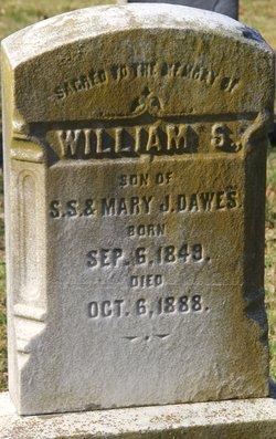 William S Dawes