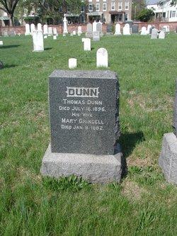 Mary <i>Grindell</i> Dunn