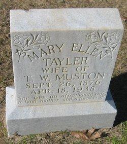 Mary Ellen <i>Taylor</i> Mustin