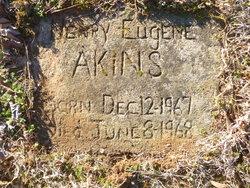 Henry Eugene Akins