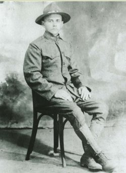 Pvt Harold William Armstrong