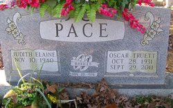 Oscar Truette Pace