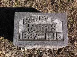 Nancy Elizabeth <i>Warhurst</i> Harris