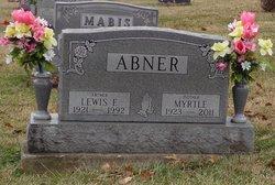 Myrtle <i>Saylor</i> Abner