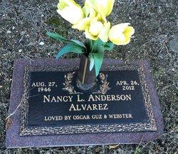 Nancy Lee <i>Anderson</i> Alvarez