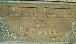 Mary Augusta Marion <i>Zufelt</i> Russell