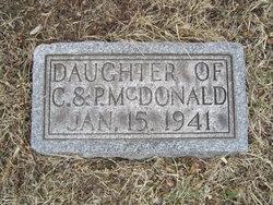 Daughter McDonald