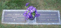 Gwendolyn Sue <i>Burks</i> Brady