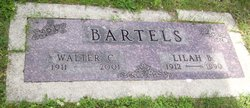 Lilah Beatrice <i>Nelson</i> Bartels