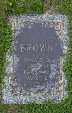 Janet <i>York</i> Brown