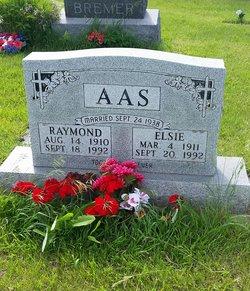 Elsie Alma <i>Bremer</i> Aas