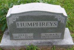 Nora Alice <i>Trullinger</i> Humphreys
