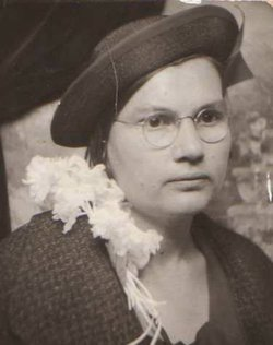 Goldie Mary <i>Faulkner</i> Coatney