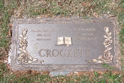 Juanita Eugenia <i>Baird</i> Crockett