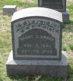 Harry D. Ammon