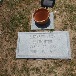 Elizabeth Ann Slaughter