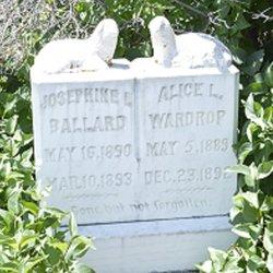 Josephine Ethel Ballard