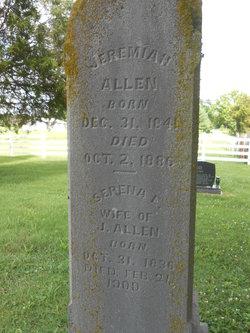Serena E. <i>Mills</i> Allen