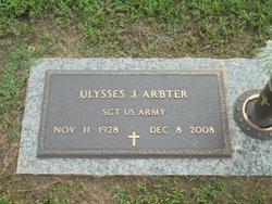 Ulysses Jack or Lefty Arbter