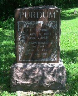Bruce F. Purdum