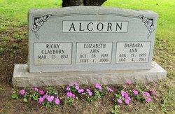 Barbara Ann <i>Ashcraft</i> Alcorn
