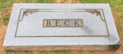 Mary Bell <i>Hunt</i> Beck