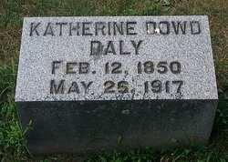 Katherine <i>Dowd</i> Daly