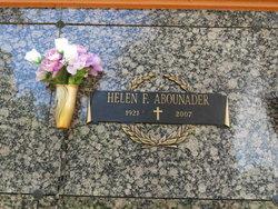 Helen F. Abounader