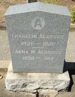 Anna Margareta <i>Fallein</i> Aldridge