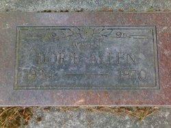 Dorie Allen