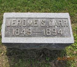 Rev Jerome Swartz Carr