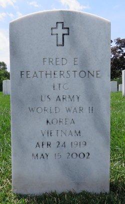 Carolyn E Featherstone