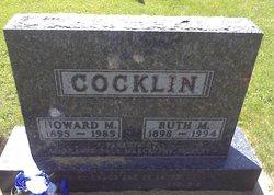 Ruth Mary <i>Gast</i> Cocklin