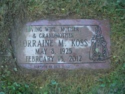 Lorraine M <i>Sowa</i> Koss