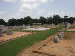 Saint Monicas Cemetery