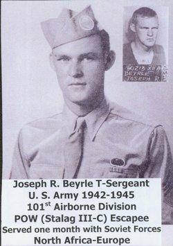 Sgt Joseph R. Beyrle