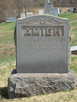 Sarah Ella <i>Skelley</i> Amigh