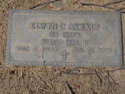 Elwyn C Akerly