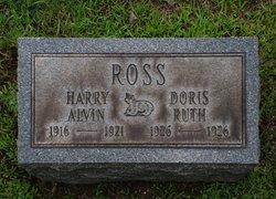Harry Alvin Ross, Jr