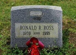 Ronald Raymond Ronn/Wheels Ross
