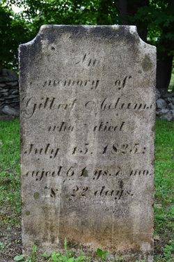 Gilbert Adams