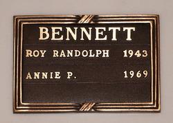 Annie P Bennett