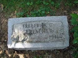 Frederick G Gerlacher